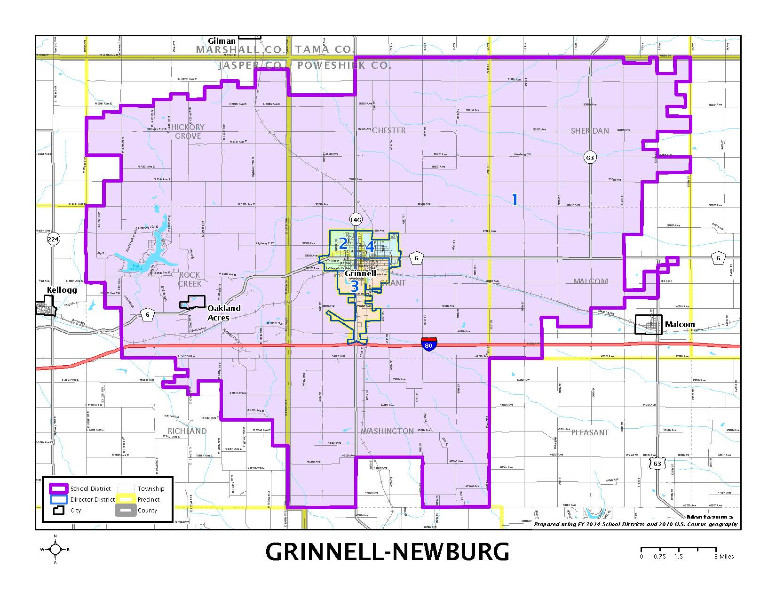 Grinnell-Newburg CSD - Transportation Information