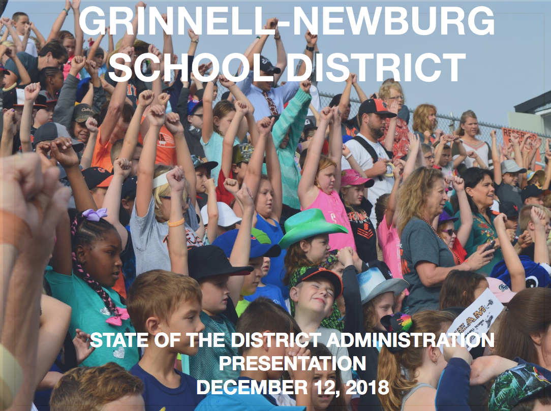 2018 State of the District Report