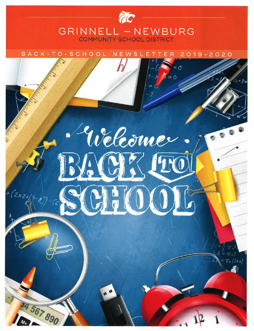 Back to School 2019-2020